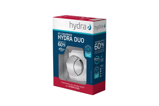 Kit conversor Hydra Duo - Deca