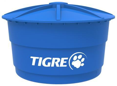 Caixa d'água 3.000 Litros - Tigre