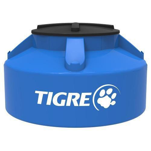 Caixa d'água Protegida 500 L - Tigre