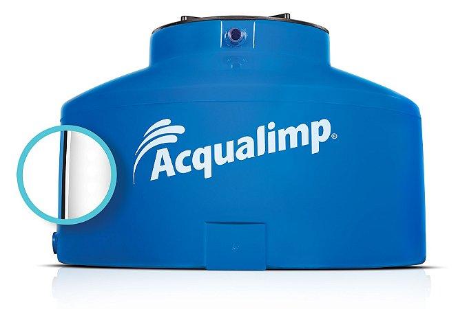 Caixa d'água protegida 1.500 litros
