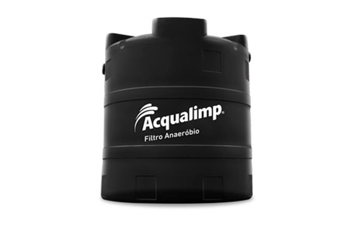Filtro Anaeróbico 5.000 litros - Acqualimp