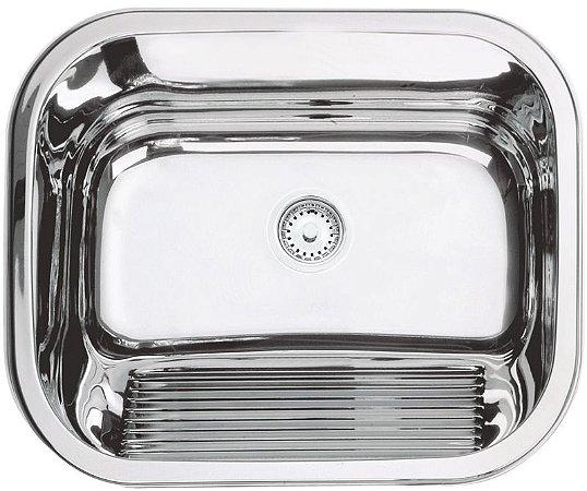 Tanque de encaixe Inox 27 litros Polido - Tramontina