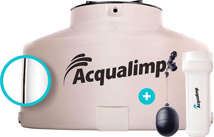 Caixa d'água Limpa 1000 litros | Acqualimp