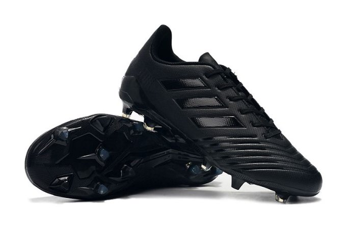 3e23faf82c Chuteira Adidas campo Predator 19.4 Preta - Loja Show de Bola ...