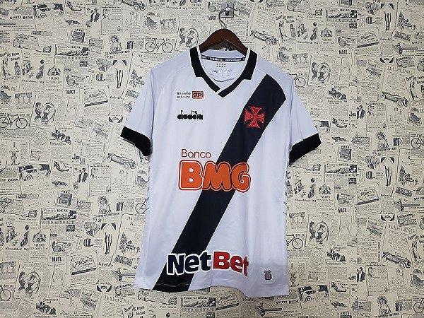 a3d4013218 Camisa do Vasco II 19 20 S Nº Diadora BMG e Patrocinos - Loja Show ...