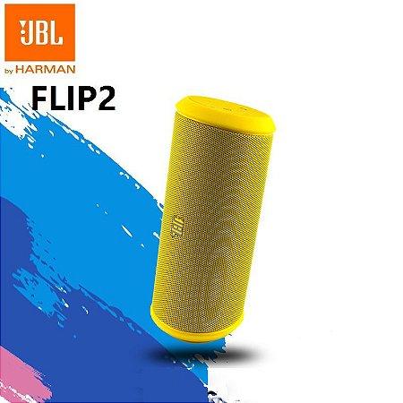 Mini Speaker Flip2 - Original JBL - Portátil Bluetooth