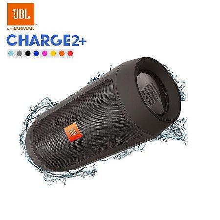 Mini Speaker Charge2 -IPX5- Original JBL - Impermeável Portátil Bluetooth