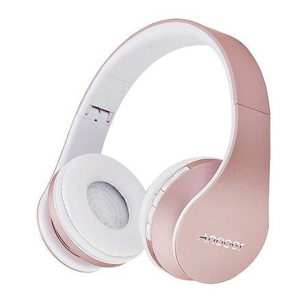 Fone de Ouvido Sem Fio Digital Andoer Bluetooth 4.1