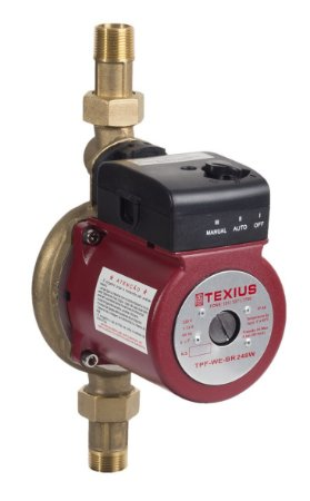 TPF-WE-BR • 248W • 220V  TEXIUS-  2 em 1 - Pressurização e Circulação de água quente
