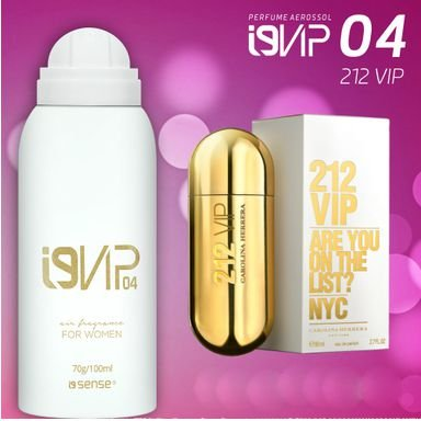 Perfume I9 Vip 212 Vip
