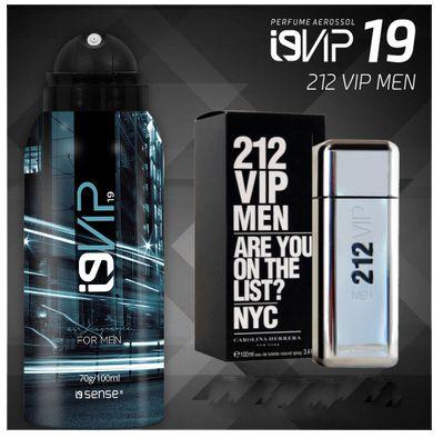 Perfume I9 Vip 212 Vip Men
