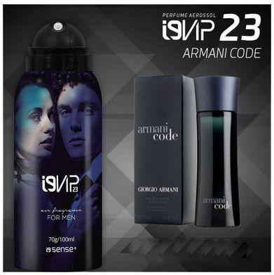Perfume I9 Vip Armani Code