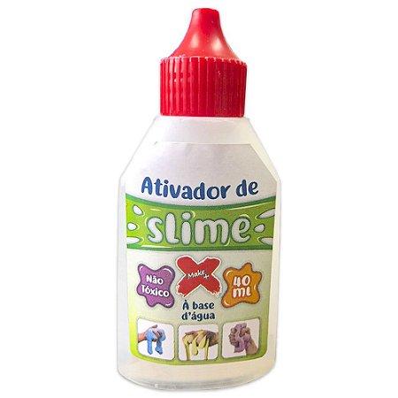 ATIVADOR SMILE MAKE+ LÍQUIDO 90ML - MAKE+