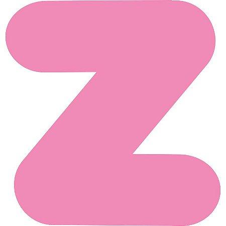LETRA ''Z'' EM EVA ROSA