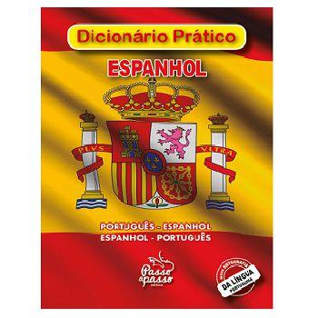 DICIONARIO PRATICO ESPANHOL