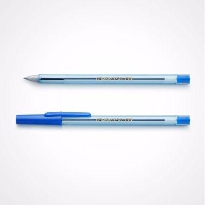 Caneta Compactor 0.7 Azul Unid.