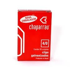 Clips chaparrau 4/0 500 GR