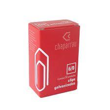 Clips chaparrau 6/0  500 GR