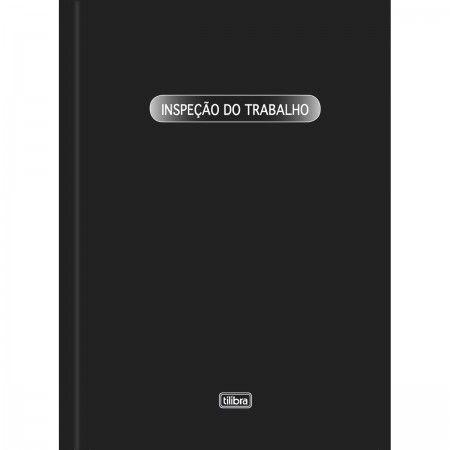 LIVRO TILIBRA 50 FOLHAS - INSPEÇAO DE TRABALHO