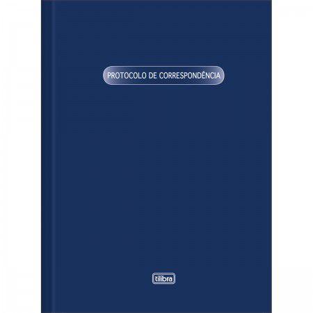 LIVRO PROTOCOLO CORRESPONDENCIA 104F