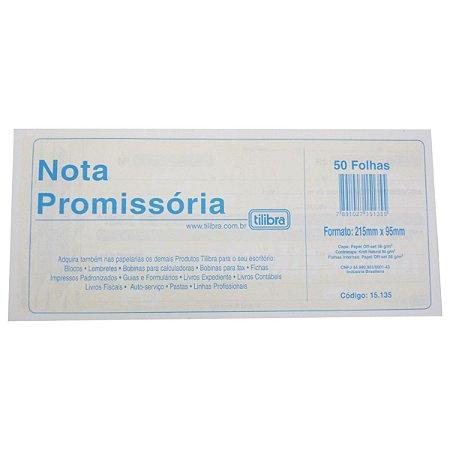 NOTA PROMISSORIA 50 FOLHAS