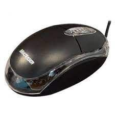 Mouse Multilaser Classic Preto PS2