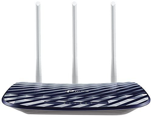 ROTEADOR WIRELESS TP LINK AC900 ARCHER C20