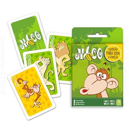 Jogo de Cartas Mico 55 Cartas