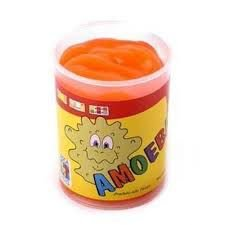 Amoeba - Geleinha Laranja