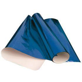 Papel Laminado Azul