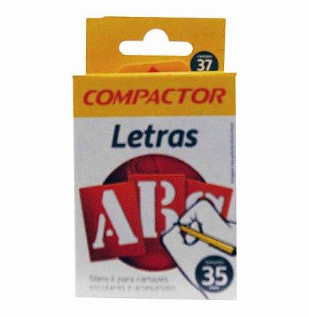 ALFABETO  LETRA /N COMPACTOR 35MM