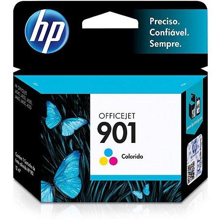 CARTUCHO HP 901 COLOR ORIGINAL