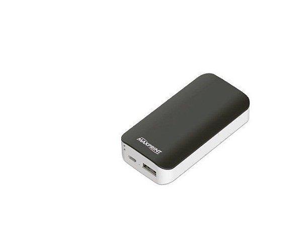 CARREGADOR PORTATIL USB P/SMARTPHONES 5200MAH MAXPRINT