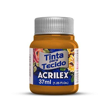 TINTA P/TECIDO ACRILEX REF:539 SIENA NATURAL