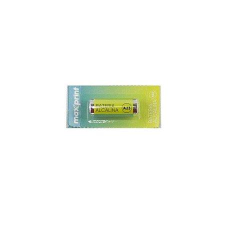 Bateria Alcalina A23 12V Max Print