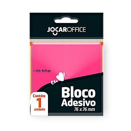 BLOCO POST-IT 76X76MM ROSA LEO&LEO