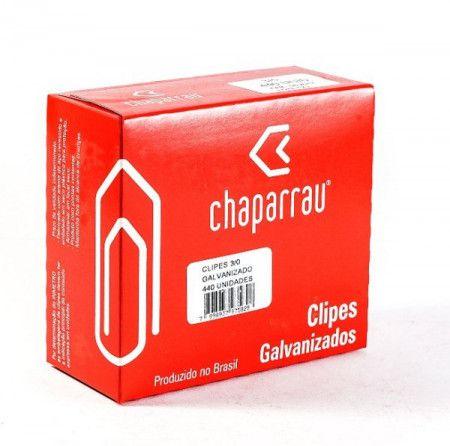 CLIPS CHAPARRAU 3/0 500GR. C/440 UND