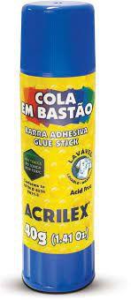 COLA BASTAO ACRILEX 40GR