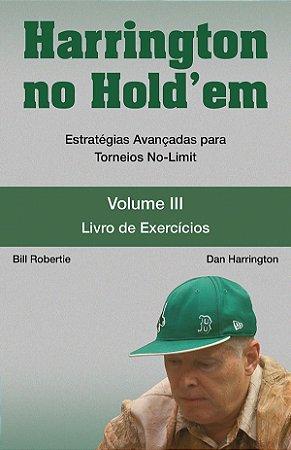 Harrington no Hold'em - Volume III