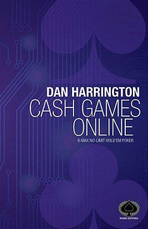 Dan Harrington: Cash Games Online