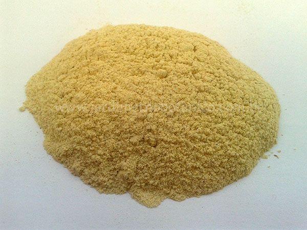 Ginseng (Pfaffia paniculata) - Tubérculo (raízes) em pó