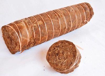 Mapacho boliviano (Nicotiana rustica) - Tabaco orgânico