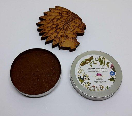 Rapé de Jagube orgânico - 5 gramas