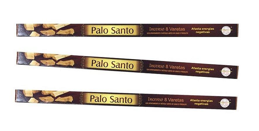 Incenso Palo Santo - Caixa com 8 varetas.