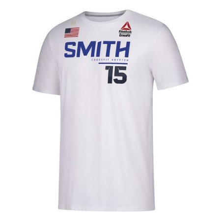 524ffb32f9c CAMISETA REEBOK CROSSFIT GAMES 2017 - BEN SMITH 15 - Rei do Wod