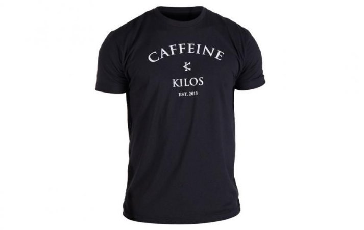 Camiseta Caffeine & Kilos Black Mamba