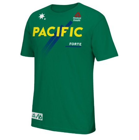 2e00e14b9aa CAMISETA REEBOK CROSSFIT INVITATIONAL FORTE - Rei do Wod