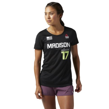 CAMISETA REEBOK CROSSFIT GAMES MADISON 2017