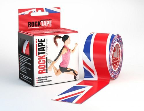 "KINÉSIO TAPE ROCKTAPE  2"" UNION JACK"