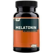 Melatonina 3mg Optimum Nutrition - 100 Tablets